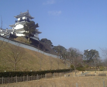 掛川城で羽生―久保の王将戦