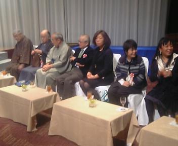 2月の直木賞受賞式