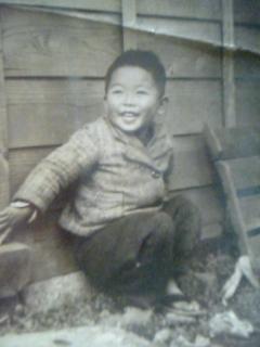 田丸の少年時代