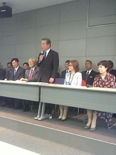 日本将棋連盟の総会