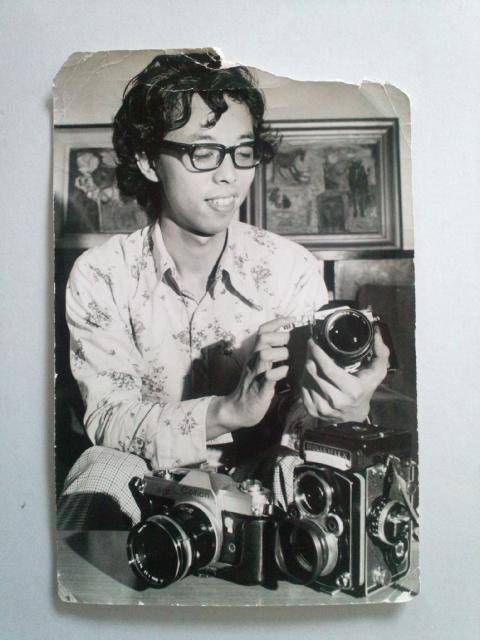 「カメラ小僧」になって写真を撮りまくった若手棋士時半の田丸