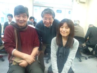 森本レオさんと森田正光さんが東京の「将棋サロン荻窪」で久しぶりの実戦