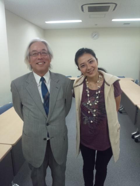 第2回将棋文化検定を受検した女優の岩崎ひろみさんとドラマ『ふたりっ子』
