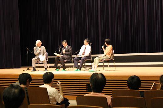 将棋文化検定の東京会場のトークショーでの受検者の感想と今後の課題