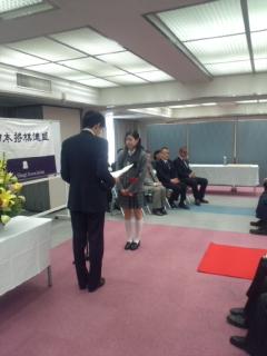 田丸が竜王戦で対局した関西の奨励会員が退会、免状授与式での井出隼平新四段